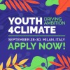 Konference Youth4Climate: Driving Ambition (zdroj: un.org)